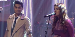 Momina Mustehsan With Asim Azhar